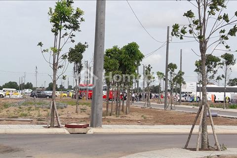 Dự án  Long Cang Residence mặt tiền đường tỉnh lộ 833B