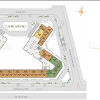 Shophouse trung tâm Thảo Điền liền kề nhiều dự án cao cấp