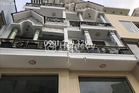 Bán nhà vị trí đẹp sau căn mặt tiền đường Quang Trung, Phường 8, Quận Gò Vấp
