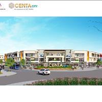 Sắp mở cọc bán Shophouse tại khu đô thị Centa City Vsip - Từ Sơn, Bắc Ninh