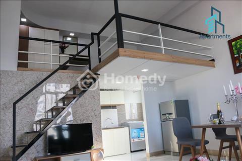 Căn hộ chung cư mini ngắn hạn/dài hạn, gần Big C Nguyễn Thị Thập, 35m2, giữ phòng đến đầu tháng 9