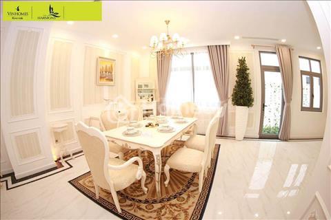 Cần bán gấp biệt thự Vinhomes Riverside - nội thất cao cấp, 230,5m2, xây 4 tầng