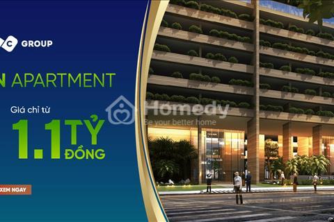 FLC Green Home 18 Phạm Hùng, Nam Từ Liêm, Hà Nội, vị trí sinh lời tốt