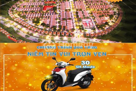 Trị yên sao lại hot kéo người Sài Gòn về đầu tư, chiết khấu 16%, mặt tiền đường 30m