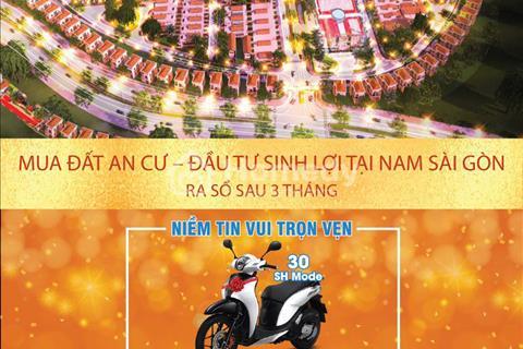 Đất nền Long An giá rẻ - sổ đổ từng nền - CK 16% - Dự án Trị Yên River Side