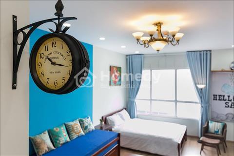 Căn hộ mặt tiền Cao Thắng, Charmington La Pointe 51m2, 1,85 tỷ, nhà mới nhận, tầng cao mặt tiền
