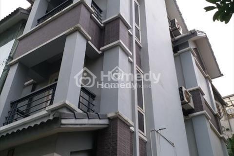 Cho thuê biệt thự khu đô thị Việt Hưng, 120m2, 3.5 tầng, 4 phòng ngủ, 5 WC, mặt tiền 15m