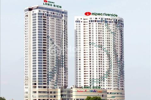 Bán gấp căn góc 3 phòng ngủ tòa B chung cư Mipec Riverside Long Biên - Giá rẻ nhất thị trường