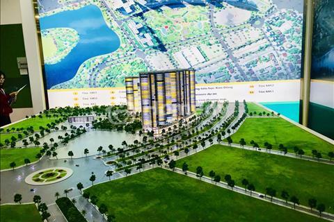 Căn hộ cao cấp view sông Sài Gòn 2 phòng ngủ 2 WC hiện đại chỉ 2,3 tỷ