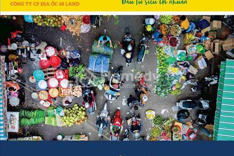 Đất nền chợ Thanh Quýt, Điện Thắng Trung ngay quốc lộ 1A, thích hợp cho đầu tư kinh doanh buôn bán