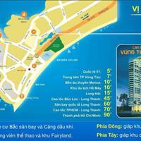 Căn hộ biển Gateway Vũng Tàu - 3 view cực đẹp biển, hồ Phượng Hoàng, sân golf, giá chỉ từ 1,1 tỷ