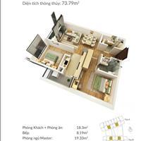 Bán căn hộ 2 phòng ngủ chung cư Green Pearl 378 Minh Khai, Hai Bà Trưng, Hà Nội