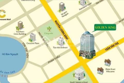 10 lý do nhà đầu tư chọn Officetel Golden King - Phú Mỹ Hưng, quận 7
