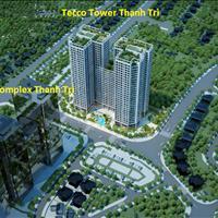 Chung cư Tecco Complex bán xuất ngoại giao giá 800,2 triệu/căn