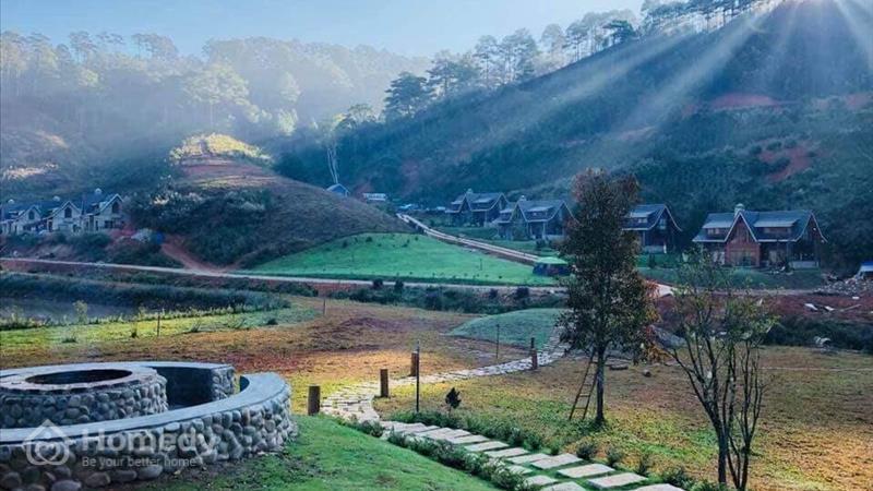 Dự án Khu đô thị Langbiang Town Lâm Đồng - ảnh giới thiệu