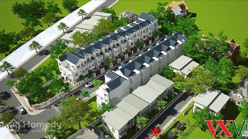 Dự án Biệt thự VX Villa Riverview TP Hồ Chí Minh - ảnh giới thiệu
