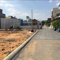 Đất mặt tiền Quốc lộ 50, 80m2 giá chỉ 450 triệu sổ hồng riêng, xây dựng tự do