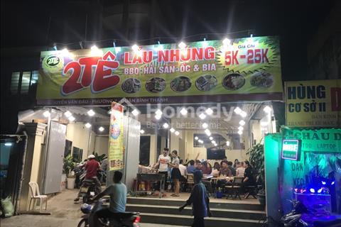 Sang nhượng mặt bằng đường Nguyễn Văn Đậu - Phường 7 - Quận Bình Thạnh