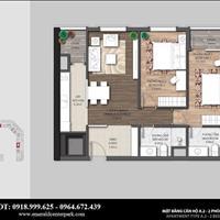 Chính chủ bán căn hộ số 12 tòa E1 dự án The Emerald Mỹ Đình view nội khu