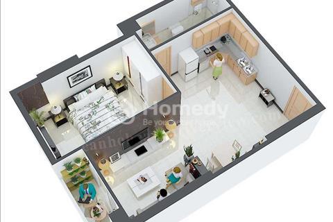 Cho thuê nhà giá rẻ quận 8 - chung cư cao cấp - cho thuê căn hộ Heaven Riverview