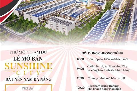 Nhận ngay nửa cây vàng trong ngày ra mắt Sunshine City tại Mường Thanh - Quảng Trị