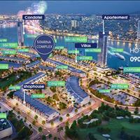 Shophouse, biệt thự Marina Complex ven sông Hàn 2 mặt tiền, giá chủ đầu tư, chiết khấu lên đến 8%