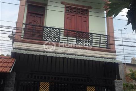 Bán nhà mặt phố tại đường Đinh Đức Thiện - huyện Bình Chánh - Hồ Chí Minh