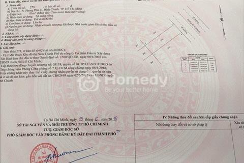 Chú Sáu cần tiền nên nhờ bán hộ khu đất Bình Chánh Phong Phú