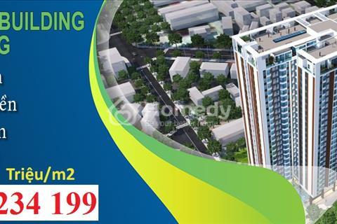 Hot - HUD Building Nha Trang - sở hữu vĩnh viễn, hộ khẩu phường Tân Lập, chỉ 29 triệu/m2