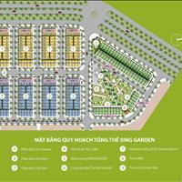 Shophouse phố đi bộ - dự án Sing Garden, khu công nghiệp Vsip Từ Sơn, Tỉnh Bắc Ninh