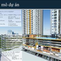 Cần bán căn hộ 68m2, 2 WC, 2 phòng ngủ, nội thất Toto, Teka, Ferroli,  2 mặt thoáng, view hồ bơi