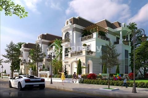 Mở bán biệt thự song lập 200m2, thiết kế hiện đại, chiết khấu ngay 3% giá trị lô đất cho khách hàng