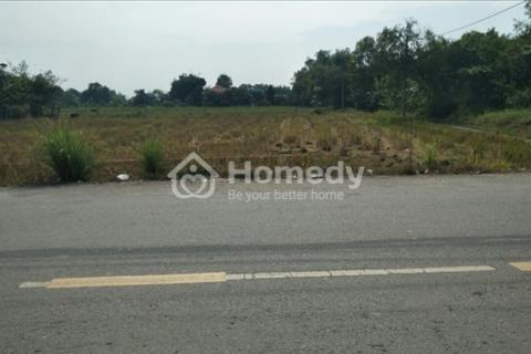 Bán đất tại xã Tân Kim 90m2, sổ hồng riêng, giá 1 tỷ gần trường trung học cơ sở Trương Văn Băng