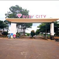 Chỉ 1,56 tỷ mua đất nền biệt thự rộng đẹp, chỉ có ở Ruby City, thổ cư 100%, trung tâm Bảo Lộc