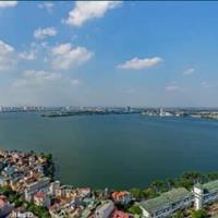 Căn 99m2 view Hồ Tây, 3 phòng ngủ, 3WC, 2 ban công, tầng đẹp, 26 triệu/m2, ngân hàng cho vay 70%