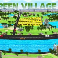 Khu dân cư Green Village 2 -  tặng ngay 5 chỉ vàng SJC