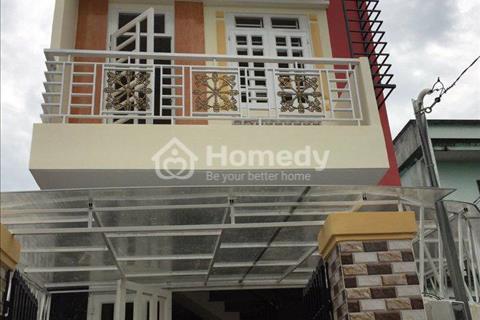 Nhà mặt phố tại quốc lộ 50, Phong Phú, 3 phòng ngủ, 2 WC, 5x20m, 1 trệt 1 lầu, đường 6m