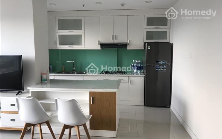 Cho thuê căn hộ chung cư Lucky Palace, nội thất cao cấp 81m2 giá 14 triệu/tháng, view Đông Nam