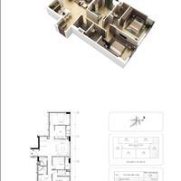 Phân phối căn hộ 3 và 4 phòng ngủ tại chung cư The Terra Hào Nam