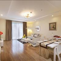 Cho thuê căn hộ chung cư Hòa Bình, Ba Đình, 128m2, nội thất rất đẹp, 17 triệu/tháng