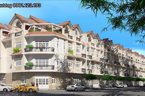 Chính chủ cần bán gấp lô biệt thự hướng đông nam, ngay trung tâm thành phố Vĩnh Yên