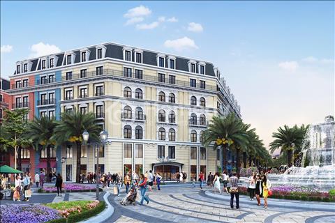 Bán 440m2 đất xây khách sạn 7 tầng, gần biển, góc 3 mặt tiền, sát InterContinental, Phú Quốc