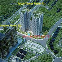 Chung cư Tứ Hiệp Plaza Thanh Trì, giá 800 triệu/căn