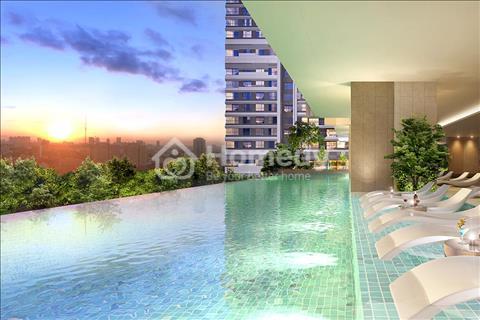Cho thuê căn hộ chung cư Orchard Garden, 53m2 - 1 phòng ngủ full nội thất decor nhà mới đẹp