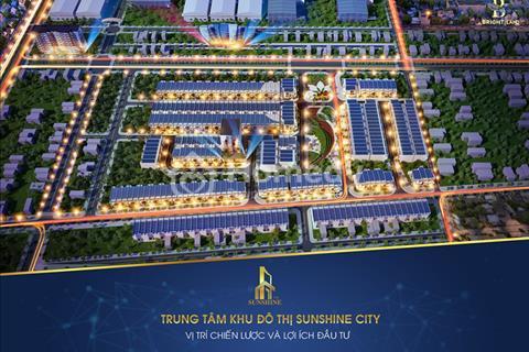 Ngày 9/9 mở bán Sunshine City tại khách sạn Mường Thanh - Quảng Trị