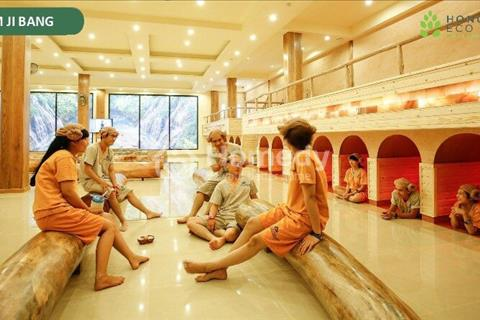 Flower Garden – trải nghiệm xông hơi Jjim Jil Bang Hàn Quốc tại nhà, chỉ 1.6 tỷ/căn full nội thất