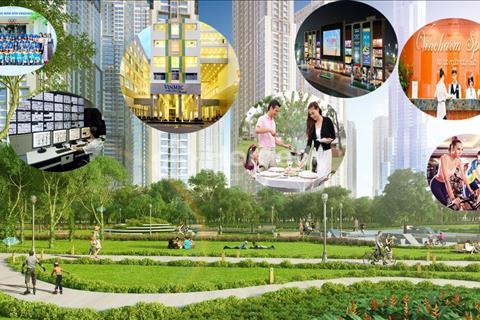 Vincity Gia Lâm - Thành phố thu nhỏ chuẩn quốc tế đáng sống bậc nhất Hà Nội