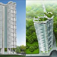 Bán căn 25.04 chung cư N01 - T8 Ngoại Giao Đoàn, Hà Nội, 130m2 view hồ công viên