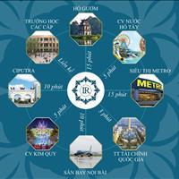 Chung cư Đông Anh Intracom Riverside - lô góc chỉ 1,3 tỷ - tại sao phải thuê nhà giá cao
