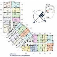 Cần bán gấp căn hộ chung cư Royal City, căn 2716, 106.7 m2, 2 phòng ngủ, giá 4.3 tỷ